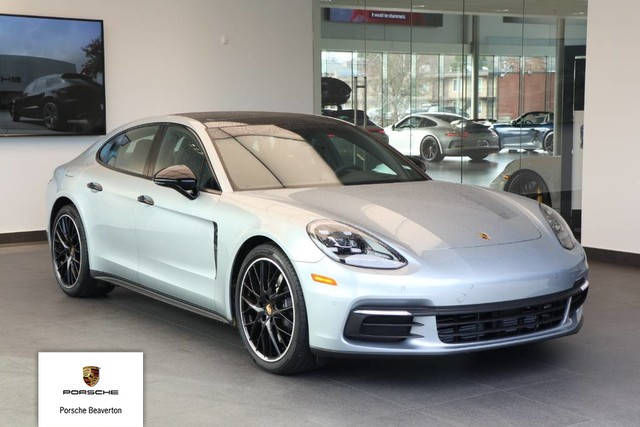 2018 Panamera 4 Lease - $999 per Month for 39 Months