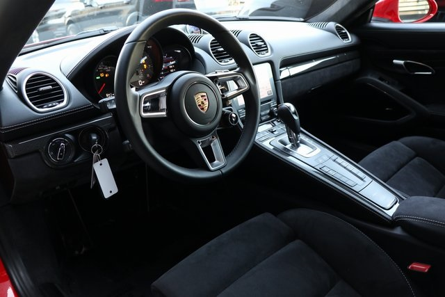 Certified Pre-Owned 2019 Porsche 718 Cayman GTS