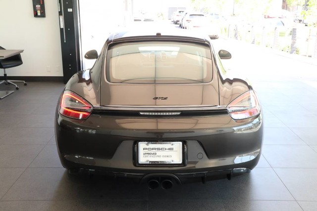 Certified Pre-Owned 2015 Porsche Cayman GTS