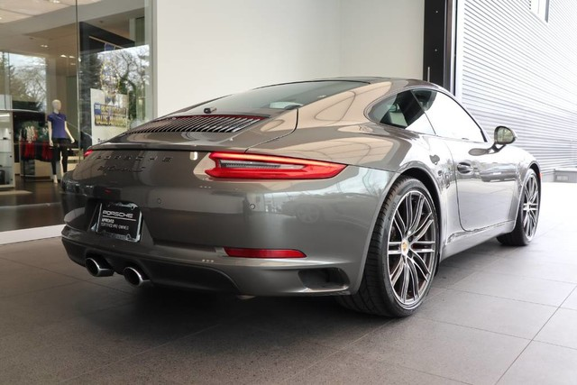 Certified Pre-Owned 2018 Porsche 911 Carrera S