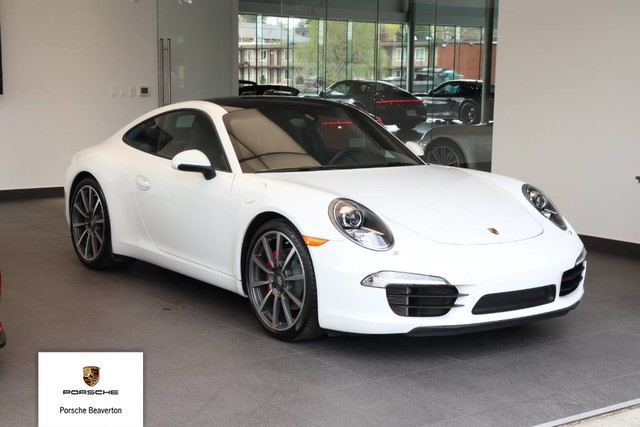 Certified Pre-Owned 2016 Porsche 911 Carrera S