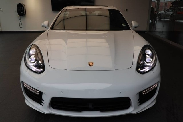 Certified Pre-Owned 2014 Porsche Panamera Turbo
