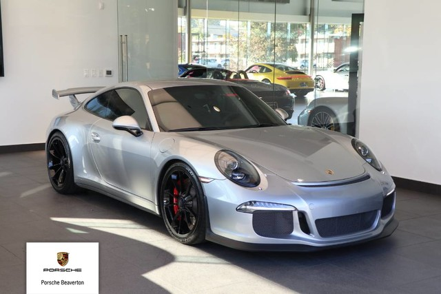 Certified Pre-Owned 2016 Porsche 911 GT3