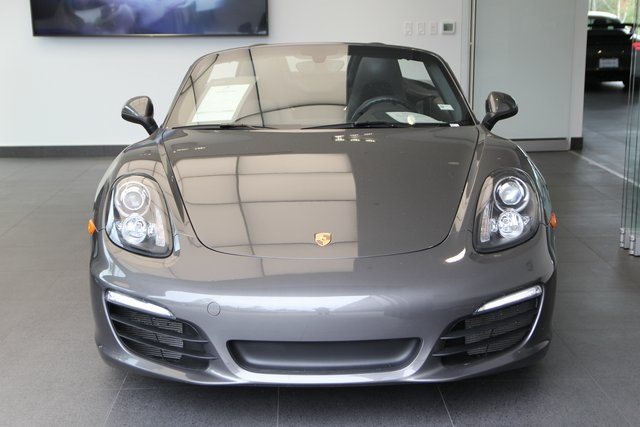 Certified Pre-Owned 2016 Porsche Boxster Base