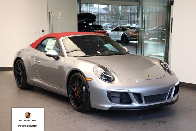 new 2019 porsche 911 carrera gts convertible in beaverton #c74497