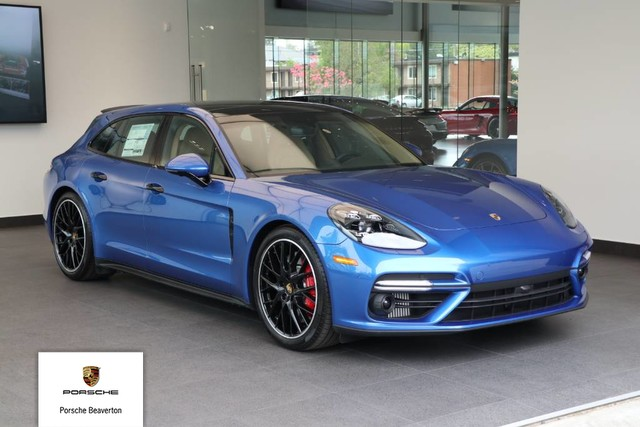 New 2018 Porsche Panamera Turbo