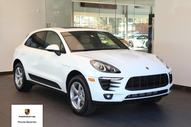 2018 Porsche Macan Lease - $466 per Month for 36 Months