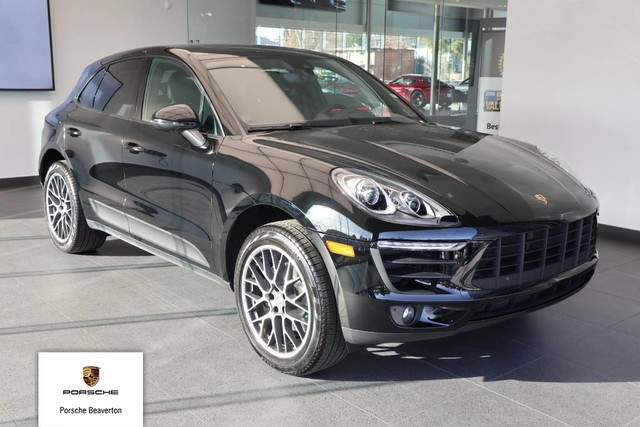 2018 Porsche Macan Lease - $659 per Month for 36 Months