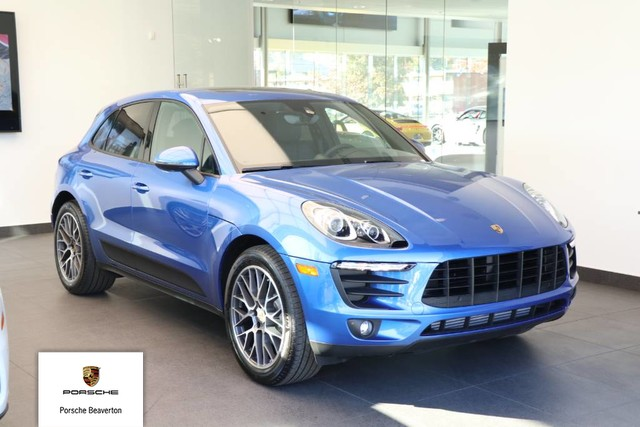2018 Porsche Macan Sport Edition Lease - $699 per Month for 39 Months