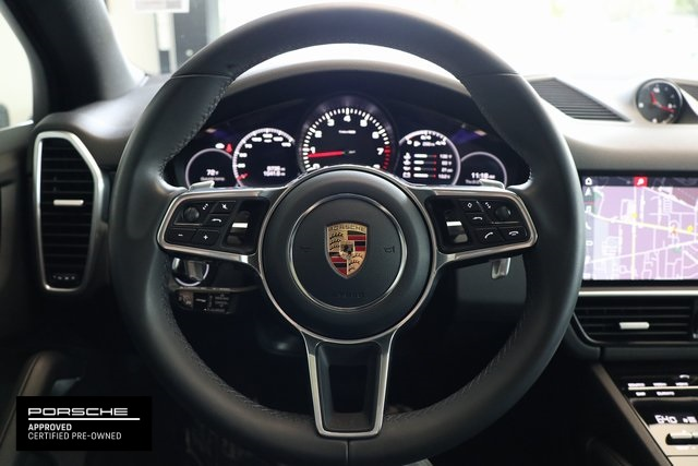 Certified Pre-Owned 2020 Porsche Cayenne Base