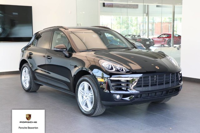2018 Porsche Macan S Lease - $775 per Month for 36 Months