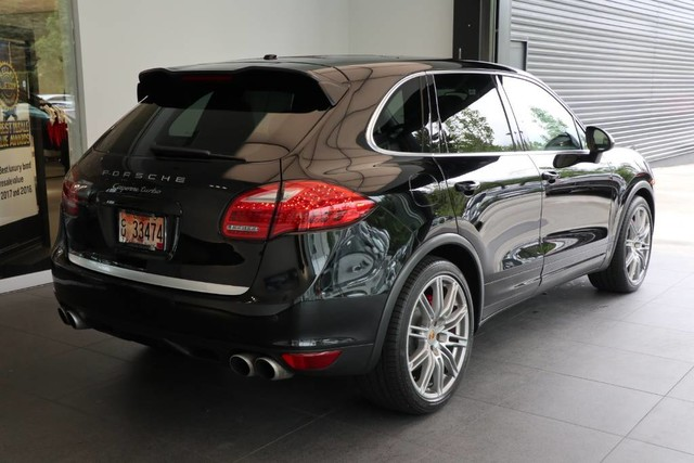 Certified Pre-Owned 2011 Porsche Cayenne Turbo