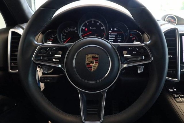 Certified Pre-Owned 2017 Porsche Cayenne Turbo