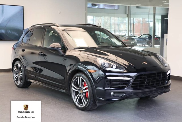 Certified Pre-Owned 2014 Porsche Cayenne GTS
