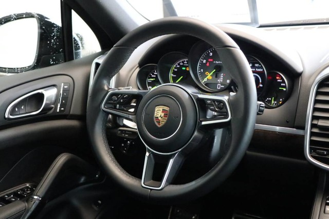 Certified Pre Owned 2017 Porsche Cayenne S E Hybrid