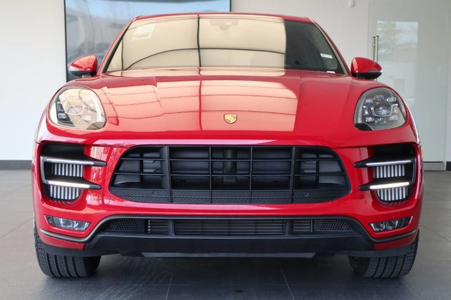Certified Pre-Owned 2018 Porsche Macan Turbo