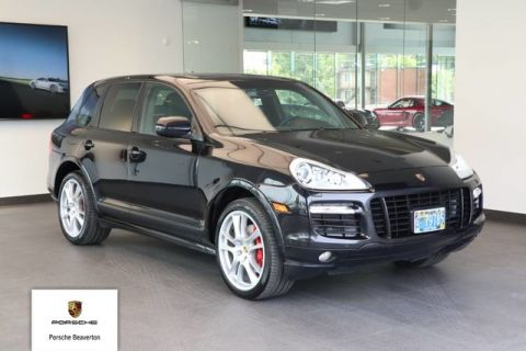 Pre-Owned 2009 Porsche Cayenne GTS